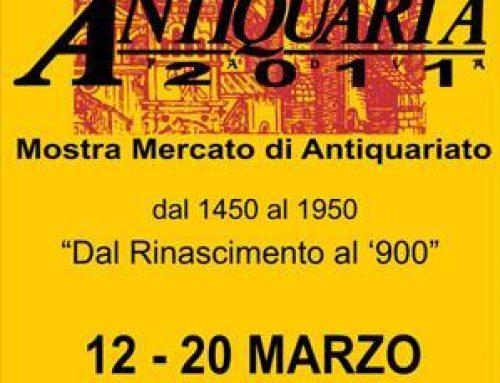 Antiquaria 2011